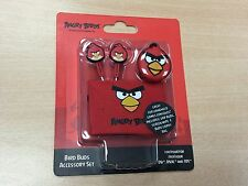 * ANGRY BIRDS RED EarphonesNEW