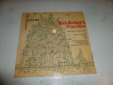 "BOB SCOBEY'S FRISCO BAND - Rare UK 8-track 10"" Vinyl Single"