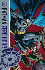 BATMAN: ZERO HOUR TPB DC Comics Batman Robin TP