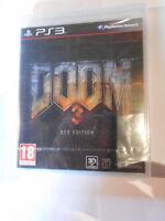 doom 3 bfg edition playstation 3 ps3 ps 3 neuf