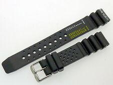 # p785 # Surfer relojes pulsera PVC plástico Goma impermeable surfuhren 18 mm