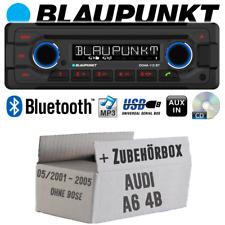Blaupunkt Radio für Audi A6 4b ab 2001 CanBus Autoradio Bluetooth CD MP3 USB KFZ