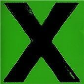 Ed Sheeran - X (CD 2014) Very good + condition