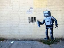 1 Piece Street Art Futuristic Pictures 7 Art Canvas Painting Prints Modular