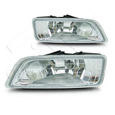 2004-2008 Acura TL Fog Light JDM w/ Wiring Kit & Wiring Instruction - Clear