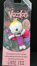 Watchover Voodoo Puppe Gute Fee -Schlüsselanhänger-Glücksbringer-neu+OVP