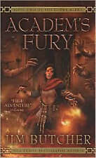 Academ's Fury (Codex Alera) - Paperback NEW Jim Butcher (BX60)