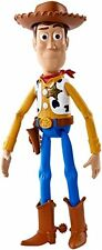 Disney/Pixar Toy Story Talking Woody Figure Doll  Buzz Jessie Sheriff 3 Cowboy