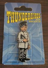 "Rare Thunderbirds Aloysius ""Nosey"" Parker Butler Pin Back Brooch New on Card!"