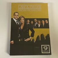 LAW & ORDER: SVU / LAW & ORDER: SPECIAL VICTIMS UNIT - NINTH YEAR - DVD (NEW)