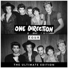 ONE DIRECTION Four The Ultimate Edition CD BRAND NEW Bonus Tracks