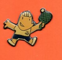 Pin's lapel pin JEUX OLYMPIQUES BARCELONE 92 Olympic games Barcelona PING PONG