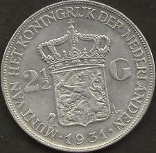2 ½ Gulden 1931 (1)