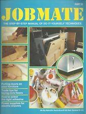 JOBMATE 30 DIY CORK FLOORS POWER SUPPLIES ADHESIVES etc