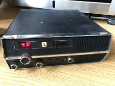 Vintage Johnson Messenger 4230 Messenger Radio CB Base Station - No Mic