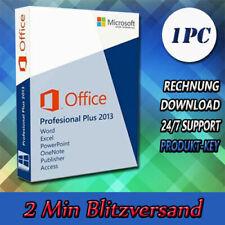 Microsoft Office 2013 Professional Plus MS Pro versione completa MULTILANGUAGE