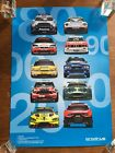 Prodrive 2021 official history poster-new
