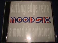 THE MOOD SIX- Cutting Edge Retro (Best Of) 2 CD Set