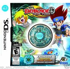 Beyblade: Metal Fusion - Cyber Pegasus pour DS
