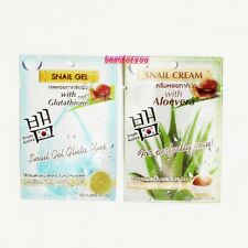 Fuji Snail Gel With Glutathione & Snail Cream With Alovera for perfectly skin