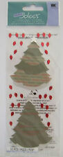CHRISTMAS TREES~ A Touch of Jolee's Boutique Dimensional Stickers XMAS Scrapbook