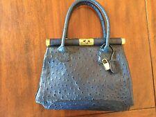 Borse in Pelle Authentic Genuine Croc Embossed Leather Purse
