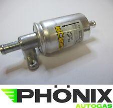 Autogas  Filter 12mm-12mm Gasfilter Adapter Bosch Mapsensor KME LPG
