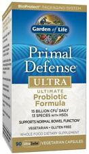 Primal Defense ULTRA, Garden of Life, 90