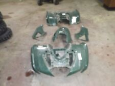 2013 YAMAHA GRIZZLY 300 2x4  FRONT FENDER REAR FENDER SIDE PLASTIC