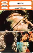 FICHE CINEMA : SOMBRE - Barbé,Löwensohn,Voillat,Grandieux 1999
