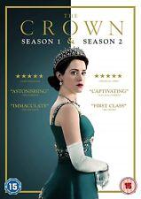 The Crown - Season 1 & 2 - Claire Foy, Matt Smith Brand New Sealed Region 2 DVD