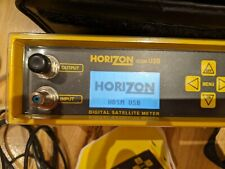 Horizon HDSM USB V3 Satellite Meter Finder NEW BATTERY
