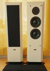 Dynaudio Facette Lautsprecher Boxen Speakers 1 Paar Weiß