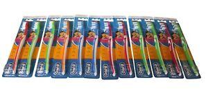 Oral-B 123 Indicator Manual Toothbrush Bundle Oral Dental Care Hygiene 12s Pack