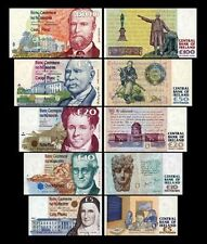 REPUBBLICA D'IRLANDA  5 banconote 1994-1999  (Riproduzione/copy)