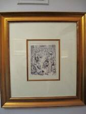 Norman Lindsay - Lady Whims Gives A Party  ***FREE DELIVERY IN BRISBANE METRO **
