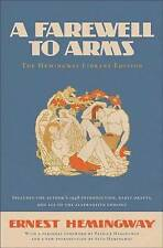 NEW A Farewell to Arms: The Hemingway Library Edition by Ernest Hemingway