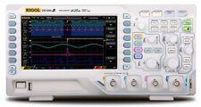 "Rigol DS1054Z Digital Oscilloscopes 50MHz 4CH 1 GSa/s 30,000 wfms/s 7"" color LCD"