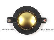Aftermarket Diaphragm For RCF N450, ART 300A, RCF-M81, RCF N350 yellow Titanium