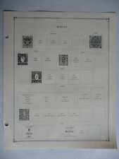 Macau • International Album pages (Scott 1884-1971) • 11 sheets with 10 stamps