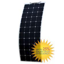 150 W Panneau Solaire Flexible en arrière-cellules de contact avec durable ETFE Revêtement