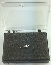 Masonic Crest in the Trowel Small Enamel Lapel Pin Badge In Gift Box