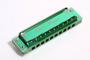 Easttop Pro 20 Blues Player Harmonica High Quality diatonic in C,D,E,F,G,A,Bb