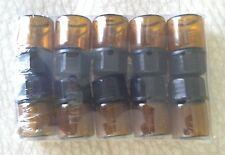 Essential Oil Sample Bottles - 10 pack NEW