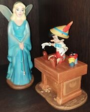 WDCC Blue Fairy & Pinocchio 2006 Members Only - Walt Disney Classics Collection