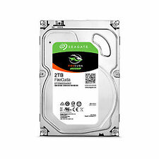 "Seagate FireCuda 2 TB Internal 3.5"" Hard Drive -ST2000DX002"