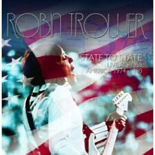 Robin Trower - State To State Live Across America 19741980 [CD]