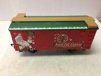 Eztec/Scientific  North Pole Express Christmas Train Freight for G Gauge Track