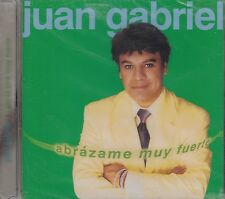 Juan Gabriel Abrazame muy fuerte CD New Nuevo Sealed