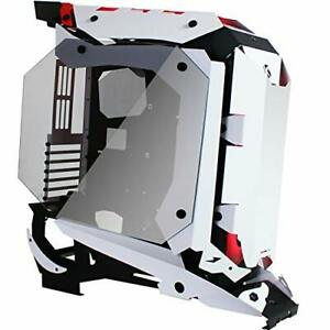 KEDIERS E-ATX Full-Tower PC Gaming Case Open Computer Tower Case - 6 (Black)